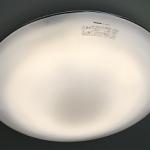 設定時間までに徐々に明るく光る天井灯「LEDシーリングライト HH-LC541A」の目覚まし効果レビュー