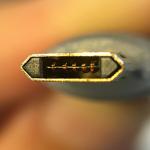 microUSB コネクター側も両面挿せる急速充電対応ケーブル「500-USB038」の使用感レビュー