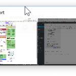 デュアルディスプレイの二画面間でウインドウを移動させるフリーソフト「WindowTeleport」