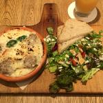 アトレ吉祥寺のカフェレストラン「TarTarT(タルタート)」でむさしの野菜とグラタンのランチセット