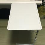 「for the LIFE 折りたたみ サイドテーブル」で理想的な「仕事机」の環境は完成!?