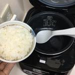 アイリスオーヤマ IH炊飯器 RC-IA30-B で茶碗 1杯分だけ「量り炊き」してみました