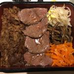 「牛兵衛 草庵 東急吉祥寺店」で佐賀牛の「ビビンバ肉重ランチ」をいただく