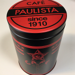 銀座カフェーパウリスタ「森のコーヒー」を味わって素敵なキャニスター缶もゲット