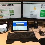 ワイヤレスで3台操作できるフルキーボード Logicool 370s の購入理由と使用感レビュー