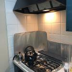 換気扇フィルターを初めて取り替えてキッチンの大掃除をしてみました