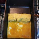 ダイヤモンドコートの「エッグパン」で初めての「厚焼き玉子」に挑戦