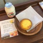 「ニセコ高橋牧場」吉祥寺店で温めてトロッとおいしくなった「チーズタルト」をいただきました …閉店