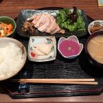 食材にこだわる「ねりやかなや 吉祥寺」はお昼ごはんの定食にもこだわりを感じる