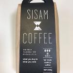フィリピン産のフェアトレードコーヒー「シサムコーヒー(SISAM COFFEE)」を深煎りで味わう