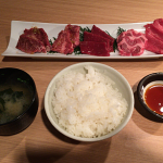 「薩摩 牛の蔵(うしのくら)」吉祥寺店で数量限定の「オススメランチ」を楽しむ