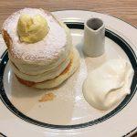 カフェ&パンケーキ「gram(グラム)」吉祥寺店で「プレミアムパンケーキ」をいただく