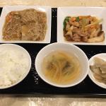 吉祥寺第一ホテルの「樓外樓(ろうがいろう)」で週替わりランチ定食をいただく