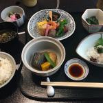 吉祥寺第一ホテルの日本料理「車屋(くるまや)」で平日限定ランチの「旬彩膳」をいただく