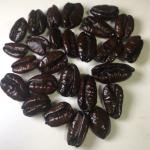 100銘柄目、44か国目となるマレーシア産のリベリカ種コーヒー豆「エレファント」を味わう(まめぽっと)