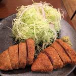 ダイヤ街にオープンした牛カツ専門店「京都勝牛」の「厚切り牛カツ膳」で吉祥寺ランチ