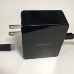 「Inateck 45W USB-C PDポート充電器」で「Dell New Inspiron 13 7000」に給電&充電してみた
