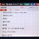 吉祥寺のカラオケ店「カラオケまねきねこ」でヒデキの曲を 2時間ノンストップで歌ってきました