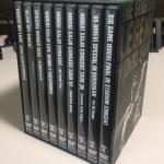 9枚組 DVD「THE STAGE OF LEGEND HIDEKI SAIJO AND MORE」で西城秀樹さんの歌いっぷりに感激