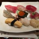 吉祥寺の寿司屋めぐりで「鮨 寿兆(よしちょう)」のサービスメニュー「松鮨」をいただく