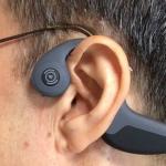 簡単軽量で音質も装着感もよかった「Bluetooth 骨伝導 ヘッドホン Z8(グレー)」購入&使用レビュー
