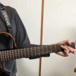 サイレントギター「YAMAHA SLG200S」で気になった点と、その解消に購入したストラップ