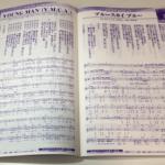 西城秀樹さんのヒット曲の楽譜が掲載された「月刊 歌の手帖」という雑誌のバックナンバーを購入