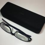 20年ぶりにメガネを「JINS」で新調して、その安さと軽さにビックリ