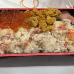 東急百貨店 吉祥寺店「春の北海道展」に出かけて「札幌かに工房」の「味くらべ弁当」に舌つづみ