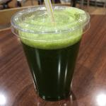 野菜不足を東急吉祥寺地下1階「林フルーツ ジューススタンド」の「ベジタルセブン」で一気に挽回