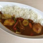 5月末オープンの「グランドジョイアルカレー吉祥寺」で「季節の野菜カレー」をいただく
