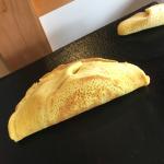 倉敷名物「むらすゞめ」のジャンボサイズを「橘香堂(きっこうどう)美観地区店」で手焼き体験!