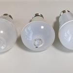 """<span class=""""title"""">オーム電機の「人感センサー付き LED電球」はパナソニックと機能的には遜色なし</span>"""