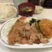 東小金井の「冨士ランチ」で普通に定食を頼むと明らかに食べ過ぎです