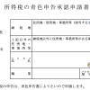 「所得税の青色申告承認申請書」の書き方と記入で悩むポイント
