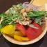 「オーガニックハウス」コピス吉祥寺店で「有機の野菜畑サラダ」付きカレーランチ