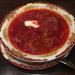 吉祥寺「カフェ ロシア(Cafe RUSSIA)」でボルシチ、ピロシキ、つぼ焼きのランチセット