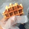 「mama's waffle(ママズ・ワッフル)吉祥寺」が 9月5日にオープンしたので食べてきました … 閉店