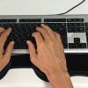 手首や肩が楽になるエルゴノミクスリストレスト TOK-ERG2BK 使用感レビュー