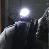夜間のウォーキング用に「シリコンバンド LED ライト(オーム電機 LH-MO1-WK)」を買ってみました