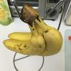 「バナナスタンド(バナナホルダー)」を100円ショップ(キャン★ドゥ)で買ってみました