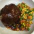 「男のジューシーハンバーグ」をレシピ通りに作ってみたら初めてでもおいしく料理できた!
