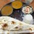 インド料理「パトワール(POTOHAR)吉祥寺店」のランチでチキンと野菜のカレー2種を選択