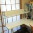 サイドデスク(袖机)に上置棚(机上ラック)を追加して「仕事机プロジェクト」は完成?