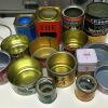 【断捨離 2】古い缶詰、空の菓子缶を一斉に処分してみました