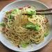 ニンニクを効かせた「キャベツたっぷりスパゲティ ペペロンチーノ」に挑戦