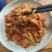 トマト缶の残り半分と冷凍の「シーフードミックス」で「ペスカトーレ」に挑戦