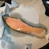 生まれて初めて「鮭の切り身」を買ったのでフライパンで焼き鮭にしてみました