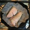 「クッキングシート」を買ってスキレットで「焼き鮭」に再挑戦