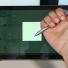 Surfaceペンの「ショートカットボタン」による「Windows Ink ワークスペース」表示や「付箋」起動が便利